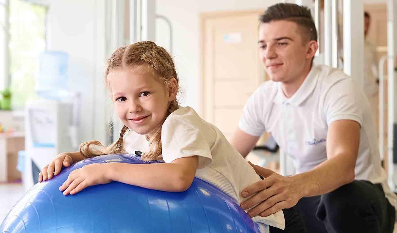 дитяча кінезитерапія